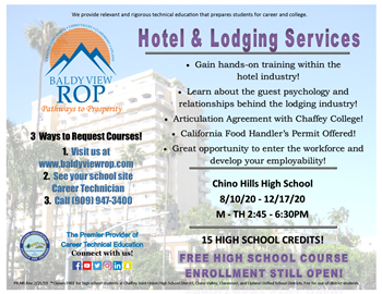 Hotel & Lodging Services
