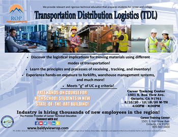 Transport Distribution Logistics